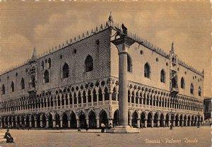 Venezia Palazzo Ducale Italy Unused