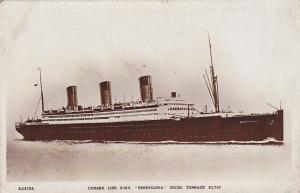 Oceanliner/Steamer/Ship, Cunard Line R.M.S. Berengaria  1920-40s