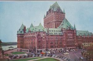 Chateau Frontenac,  Quebec,   Canada,   40-60s
