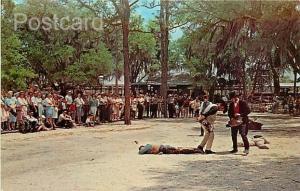 FL, Silver Springs, Ocala, Florida, Six Gun Territory, Bank Robbery, Dexter P...