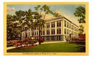 NY - Elmira. Elmira Free Academy