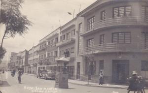 RP: Avenida San Martin, Cochabamba, Bolivia, Street Scene ,20-30s