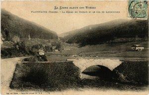CPA La Ligne Bleue des Vosges - PLAINFAING - La Combe du Rudlin (455630)