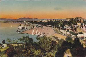 General View, Asswan, Egypt, Africa, 1900-1910s