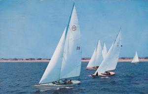 MASSACHUSETTS, PU-1988; Sailing