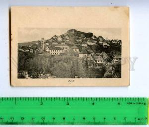 202195 Bosnia & Herzegovina JAJCE Vintage card