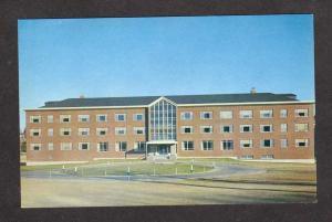 ME Women's Dorm Stodder Hall University of Maine ORONO Postcard PC  Univ
