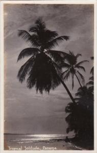 Panama Beach Scene Tropical Solitude Photo