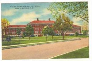 Station Hospital, Forg Bragg, North Carolina, 30-40s
