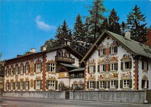 Oberammergau Kindergarten Hansl und Gretlhaus