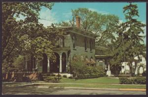 Everson Funeral Home,Brodhead,WI Postcard
