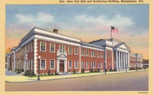 MONTGOMERY, Alabama , 30-40s ; New City Hall