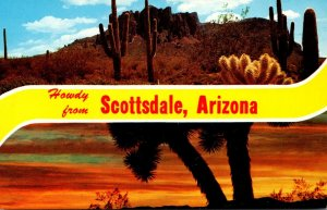 Arizona Howdy From Scottsdale