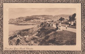 CLEVEDON , England , 1910 ; TUCK #2513 ; View from Green Beach