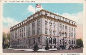 Idaho Boise Federal Post Office