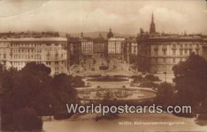 Wien, Vienna Austria, Österreich Schwarzenbergplatz  Schwarzenbergplatz