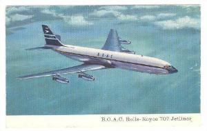 Jetliner Powered By 4 Rolls-Royce Conway 505 Engines, 40-60s