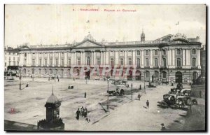 Toulouse - Facade of the Capitol - Old Postcard