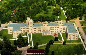 Indiana Indianapolis Aerial View Butler University