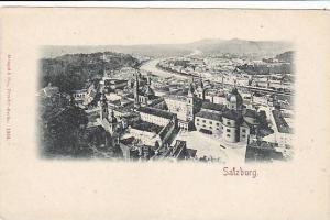 Salzburg , Austria , 1890s #2