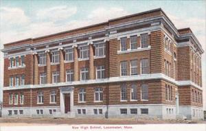 Massachusetts Leominster New High School