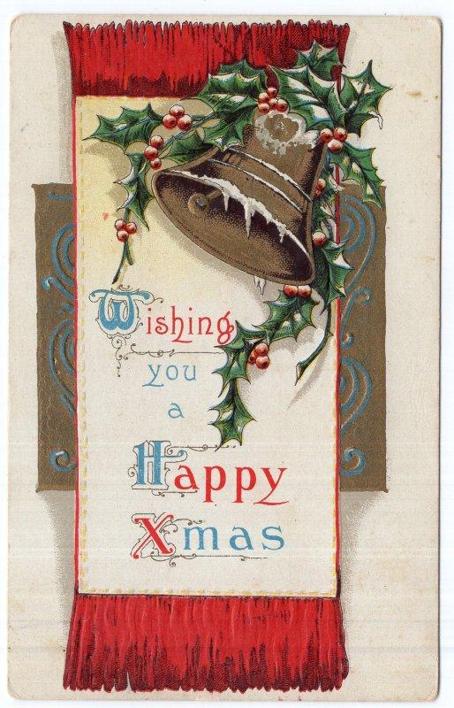 Wishing you a Happy Xmas