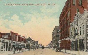 GRAND FORKS , North Dakota ,1900-10s ; De Mers Avenue