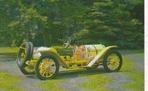 Vintage Auto 1911 Mercer 35R Raceabout