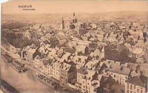 Belgium Namur Panorama View