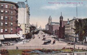Pensylvania Avenue Washington D C