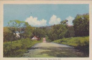 The Old Road, Grand Pre, Nova Scotia, Canada, 10-20s
