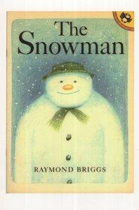 The Snowman Raymond Briggs 1980 Puffin Book Postcard