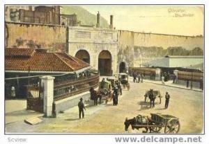 The Market, Fishermen,, Gibraltar 00-10s