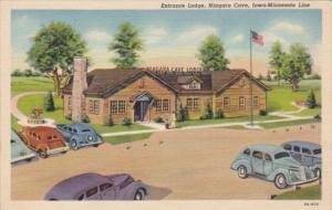 Minnesota Entrance Lodge Niagara Cave Curteich