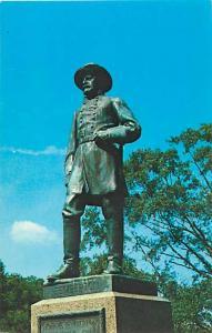 General John C. Pemberton CSA Statue Vicksburg Park MS