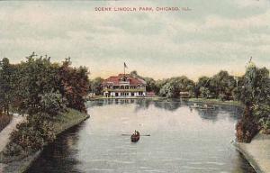 Illinois Chicago Scene Lincoln Park
