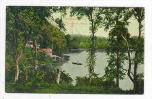Mechanic Pond, Attleboro, Massachusetts, PU-1910