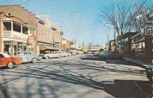 Main Street , BEDFORD , Quebec , Canada , PU-1970