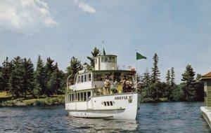 KENORA , Ontario , 1950-60s ; M/S Argyle II