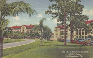 US Veterans' Hospital at Bay Pines, St. Petersburg, Florida, 1930-40s