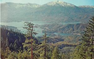 Whiskytown Lake, California, CA, Chrome