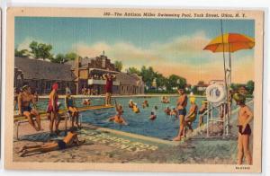 Addison Miller Swimming Pool, Utica NY