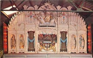 Fakenham-Norfolk UK~Marenghi Showman's Pipe Organ~Thursford Village 1950s