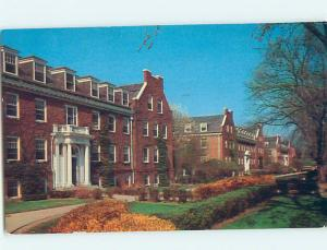 Commons Row At University Of New Hampshire Durham New Hampshire NH L7860