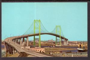 Vincent Thomas Bridge,San Pedro,CA