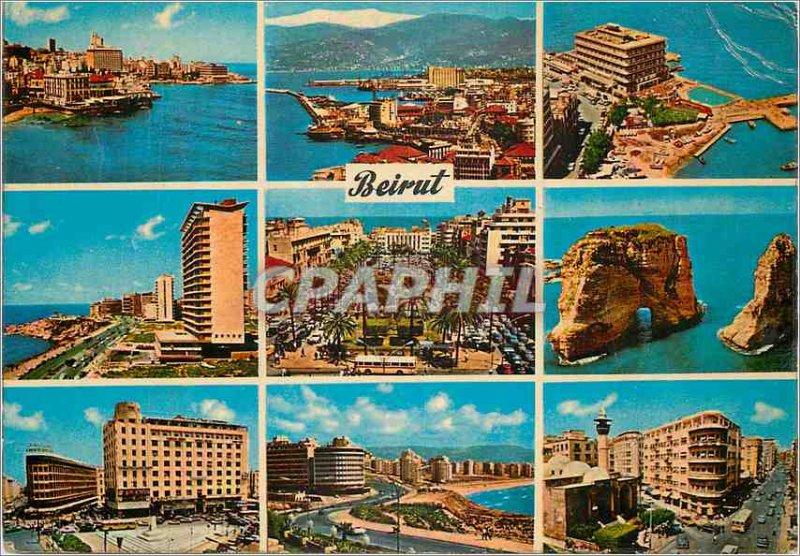 Postcard Modern Beirut