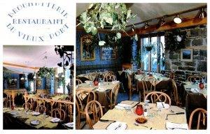 Brochetterie Restaurant Du Vieux Port in Old Montreal