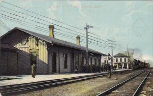 Raslvoad Depot Norwalk Ohio