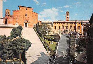 Roma - The ra Coeli and Capitol