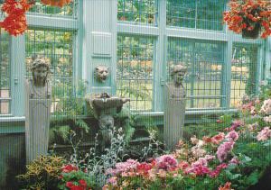 Butchart Gardens The Conservatory Victoria British Columbia Canada